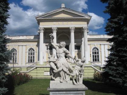 Музей статуя в Одессе