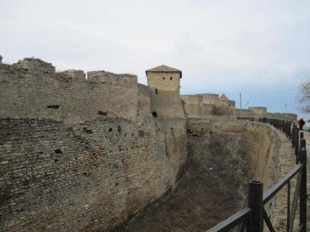 Tour to Bilhorod-Dnistrovskyi Fortress