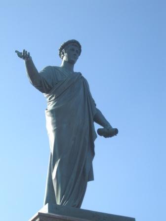 sightseeing tour Odessa