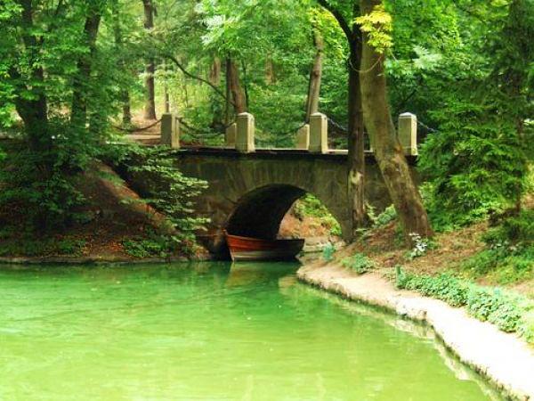 Умань - Софиевский парк из Одессы.