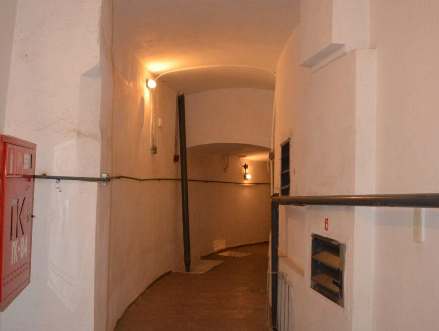 коридоры закулисья оперного театра