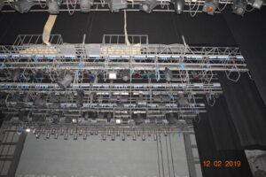 освещение оперного театра