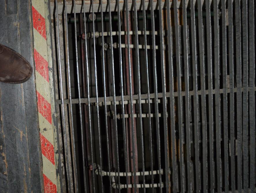 вентиляционная шахта в одесском оперном театре