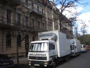 экскурсия кино в Одессе