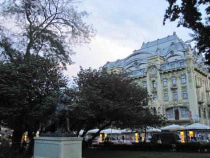 Evening Odessa