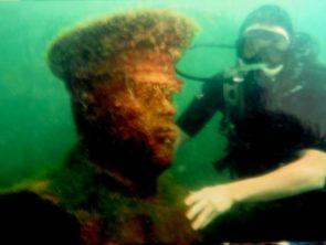 Дайвинг и подводный музей Одессы.