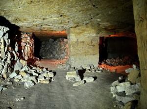 фото в катакомбах