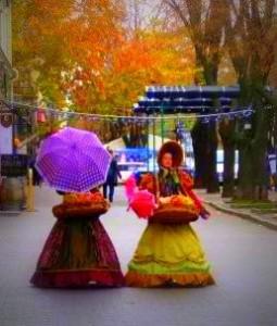 романтическая экскурсия по Одессе