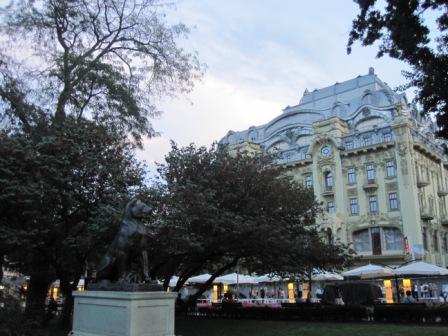 экскурсия по ночной Одессе