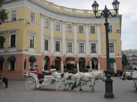 многодневные туры в Одессу