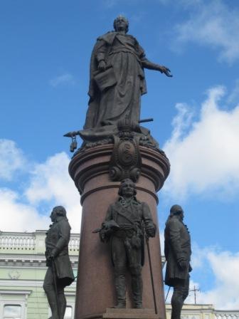 пешеходная экскурсия по Одессе