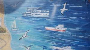 картинка пароходов в море