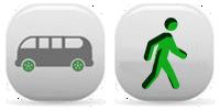 автобусно-пешиходная