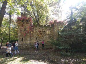 тур выходного дня для детей из Одессы в Заповедник АСКАНИЯ-НОВА