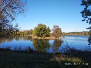 Заповедник АСКАНИЯ-НОВА водоем