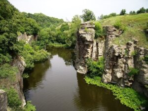 Тур в Букский каньон