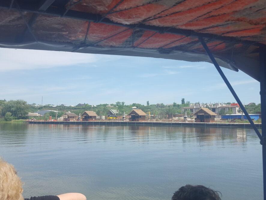 """Тур в Беляевку из Одессы """"Пикник в дельте Днестра."""" на лодке"""