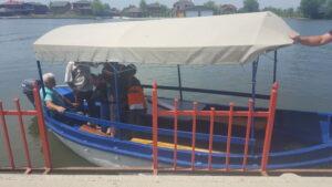 лодка в Беляевке