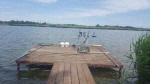 помост для рыбалке