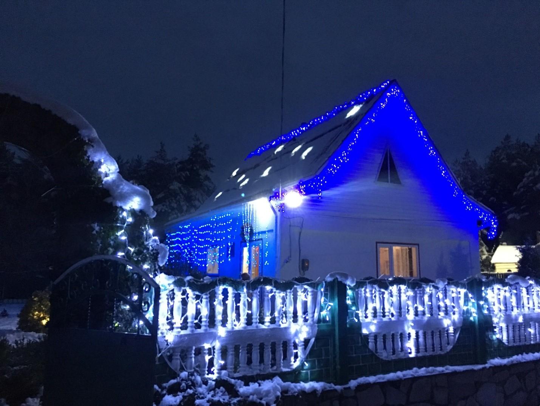 Резиденция Святого Николая в с. Осички из Одессы.