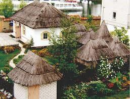 Украинская садыба «Чайка» из Одессы.