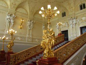 лестница в оперном театре