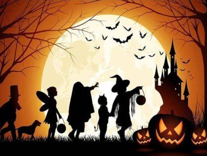 Halloween по славянски.