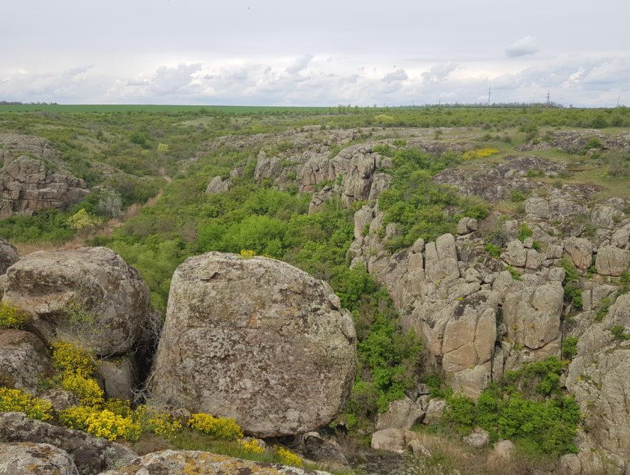 Долина дьявола тур из Одессы