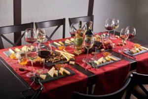 дегустация Мироновских вин