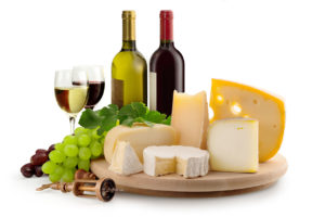 Сыр и вино из Одессы