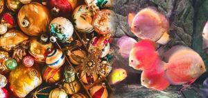 Экскурсия на фабрику ёлочных игрушек из Одессы