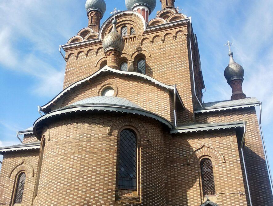 Церковь Иоанна Богослова в селе Покровка
