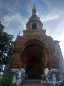 Тур из Одессы Церковь Иоанна Богослова в селе Покровка