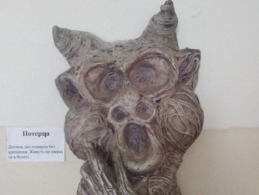 . А уникальные маски работы Палецкого
