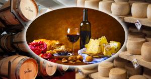 Тур на Шабскую сыроварню и Центр культуры вина Шабо с дегустацией из Одессы.