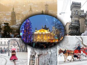 Тур из Одессы во Львов