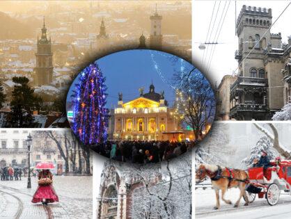 Тур из Одессы во Львов.