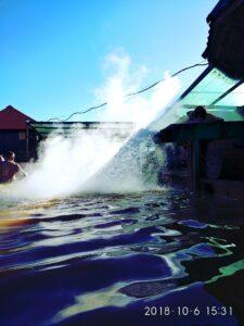Тур из Одессы к гейзер в Железном порту