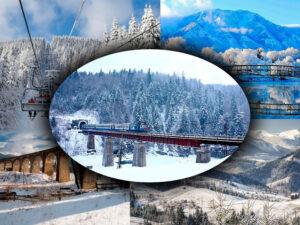 Экскурсионно-горнолыжный тур в Яремча - Ворохта - Верховына - Буковель из Одессы в 2021 году