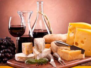 Дегустация вина и сыра в Болграде