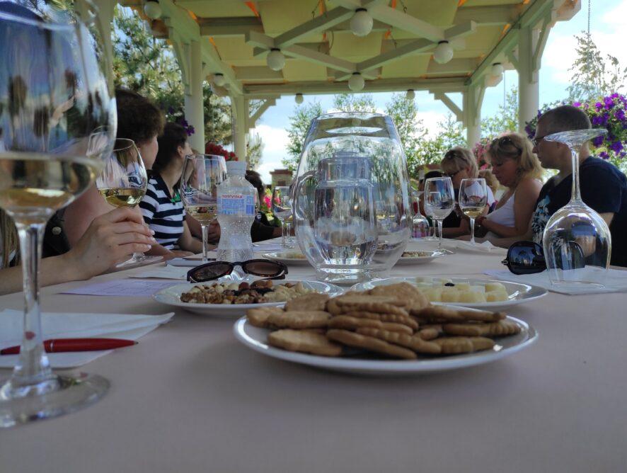 дегустация вин у Марьяна