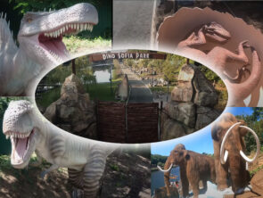 Фэнтези парк – парк Динозавров