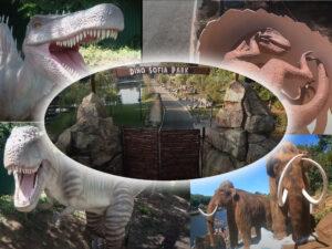 Фэнтези парк и самый большой парк Динозавров в Украине